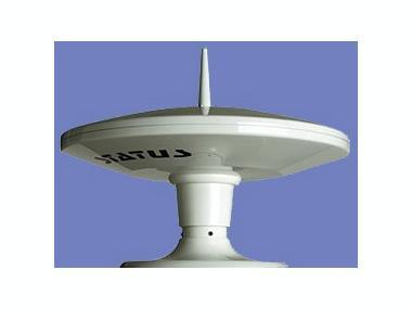 Antena TV/FM con amplificador de señal Status, 20 mts. cable Otros