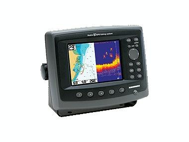 Sonda/plotter/GPS color Humminbird, modelo  MATRIX 97 Electrónica