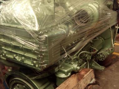 motor marino guascor SF360 de 1180 c.v Motores