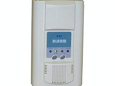 Detector de gas IBIZA Seguridad