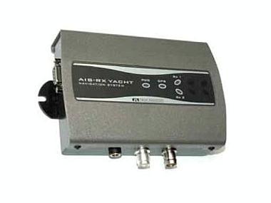 AIS RX-YACHT Receptor AIS de doble canal simultáneo SIN GPS incorporado Electrónica