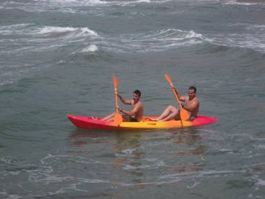 KAYAK BIPLAZA DOS PLAZAS FREDY Kayaks/Piraguas