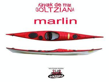 Kayak de Mar GOLTZIANA-MARLIN Kayaks/Piraguas