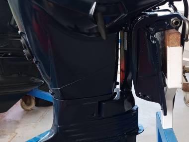 MOTOR FUERABORDA EVINRUDE 50HP Motores
