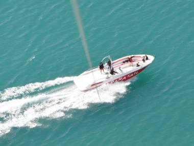 Barco Paracaidas 10.4 Parasail Navegación