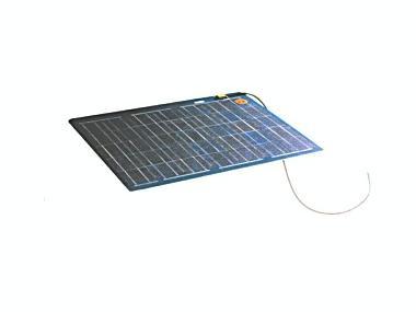 Cargador de batería solar, 68 Wp, 272 Wh/d, 12 V, 800x645x2 mm, 5,40 kg. Electricidad