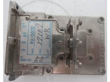 RU-5072 Receptor frontal MIC con limitador para radares m?s antiguos Furuno Radar Electrónica