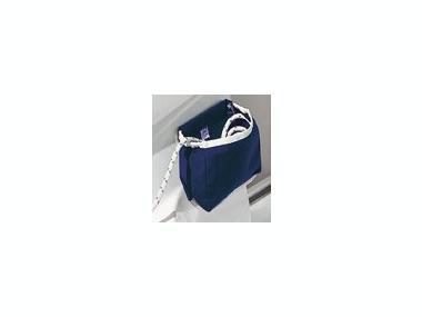 Bolsa para Drizas Azul 30x20x10 cm. Plastimo Equipo cubierta