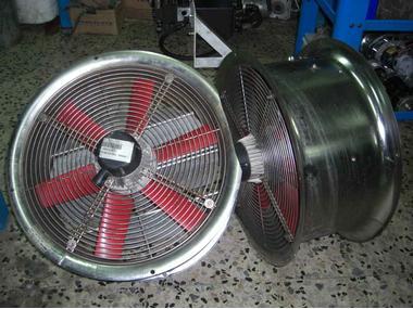 EXTRACTORES GALLINCA STR500 220V 50HZ Motores