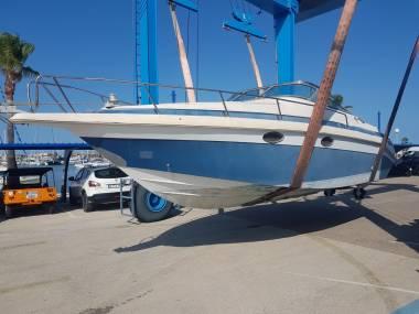 Casco barco  cobalt condurre 263 Navegación