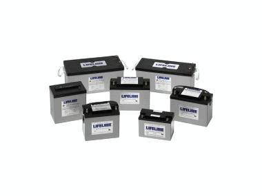 Baterías Lifeline de tecnología AGM Electricidad
