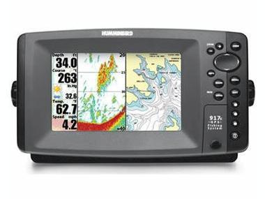 Sonda/GPS/Plotter  Humminbird  898 CX SI combo Otros