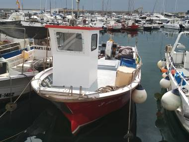 Reparaciones y reformas de embarcaciones Equipo cubierta