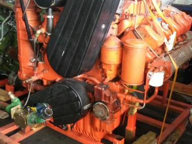 MOTOR MARINO SCANIA Motores