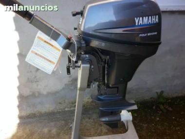 FUERABORDA YAMAHA 8 CV 4 T F8CMHS A ESTRENAR Motores