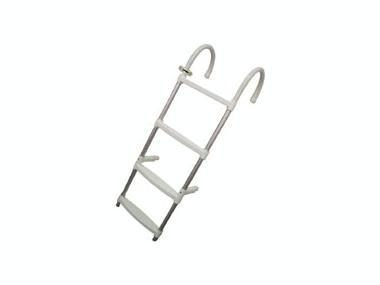 Escalera de Aluminio 4 Peldaños Otros