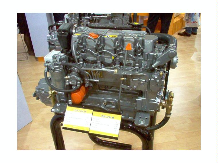 motor diesel lombardini ldw 2204 m  60 cv    reductora tmc