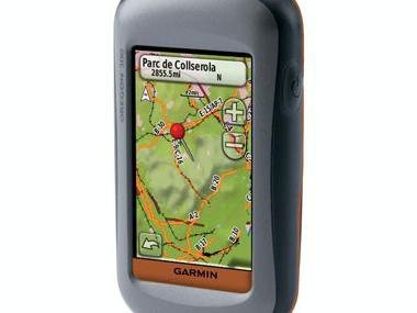 Garmin Oregon 650 Electrónica