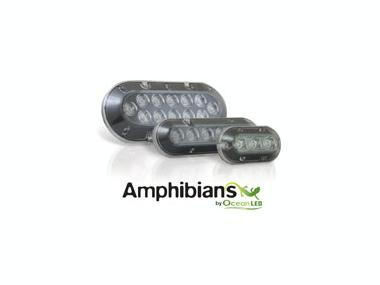 Luces submarinas Gama Amphibian Otros