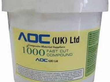 Fast Cut Compuesto Aqua-Buff 1000. 5kg Equipo cubierta