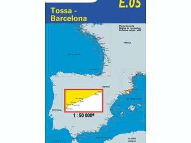 E 05 Tossa   Barcelona Equipo cubierta