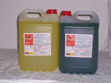 Limpiador + abrillantador de teca polonautic.es 5 litros Equipo cubierta
