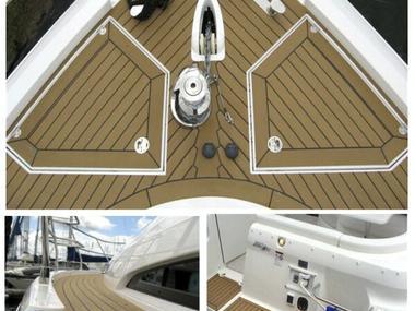 Suelo para barco Equipo cubierta
