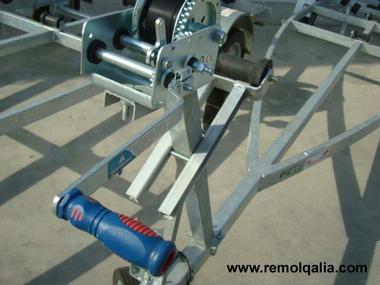 Remolque RQ N800L Remolques