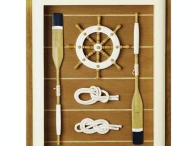 Cuadro marino tim n decoraci n n utica otros 25155 for Articulos decoracion nautica