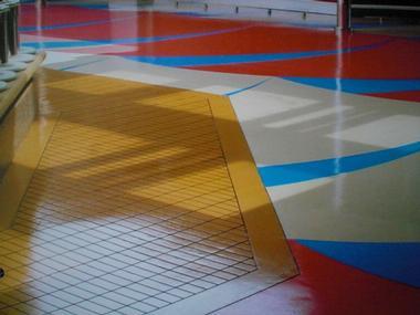 cubiertas de resina decorativas  Equipo cubierta