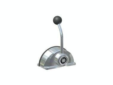 Ultraflex Mando de Control 1 Palanca Doble Accion B301CR Otros