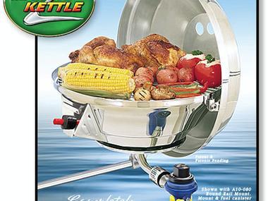 Magma Barbacoa Gas Marine Kettle Modelo Party Otros