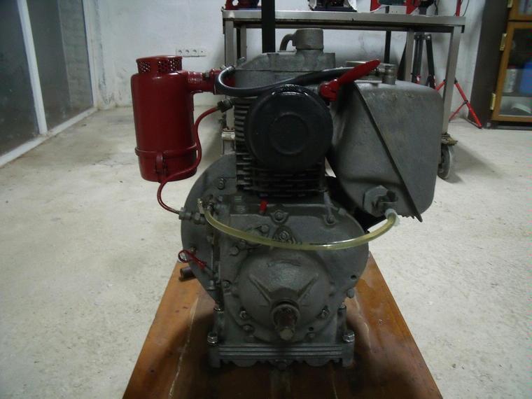 motor diesel mwm diter 9 cv de segunda mano 69484