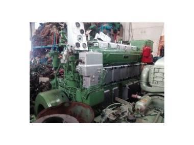 marine engine mak 331AK  1200 c.v to 900 r.p.m Motores