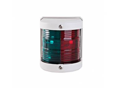 Luz bicolor LED carcasa blanca Otros