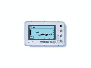 Sondas de VisAo para a Frente Wreck Finder c/transdutor profissi Barco de pesca