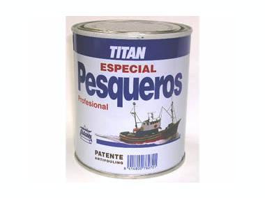 Patente pesqueros Titán Otros