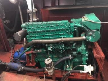 Volvo TAMD 165P Motores