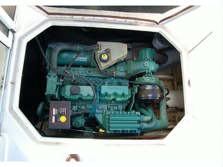 Motor Volvo Penta Diesel De Segunda Mano 57495