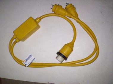 REVERSE Y ADAPTER MARINCO 167RY Electricidad