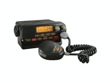 Radioteléfono VHF marino de tipo fijo marca Cobra, modelo MR F55 EU Electrónica