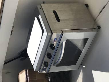 Cocina/Horno Gas Confort a bordo