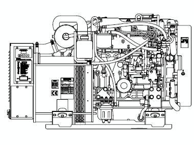 Kohler 27kw Motores