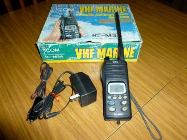 Handy Vhf Icom Ic-m3a Banda Marina Otros