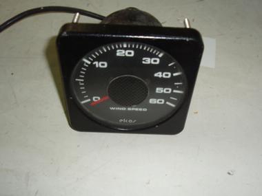 ANEMOMETRO SOLO DISPLAY ELCOS Electrónica