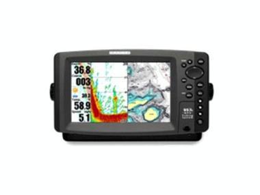 Sonda/GPS/Plotter 957CX Combo Electrónica