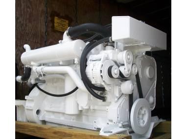 marines engines Cummins 6CTA  450 hp  8.3 L Motores