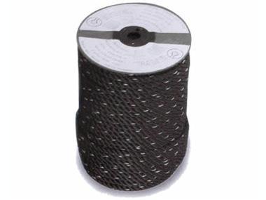 Cuerda nylon color negro (precio por metro) Otros