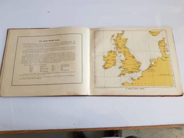 Browns Corrientes de marea costas británico-irlandesas y Mar del Norte 1947 Varios/Decor/Libros