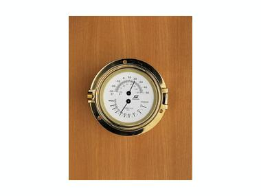 Termometro-Higrometro Laton 4,5 Plastimo Navegación